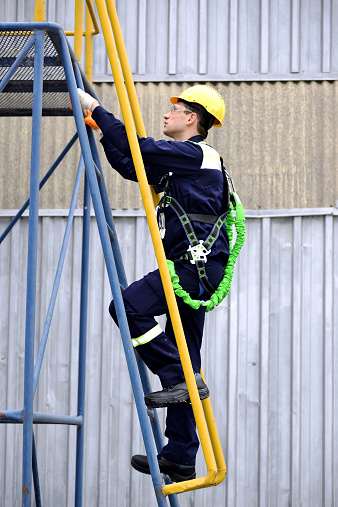 Work at Height Preparation